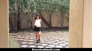 ExxxtraSmall – Sexy Petite Latina Fucks Neighbor