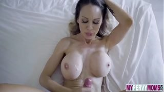 Mckenzie Lee Her Stepson Prick into Her Tight Pussy Lips