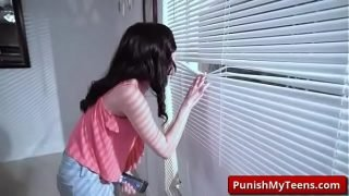 Submissived XXX When A Stranger Calls with Kiley Jay video-01