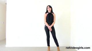 Tight pussy  Xlya's Calendar Audition on net